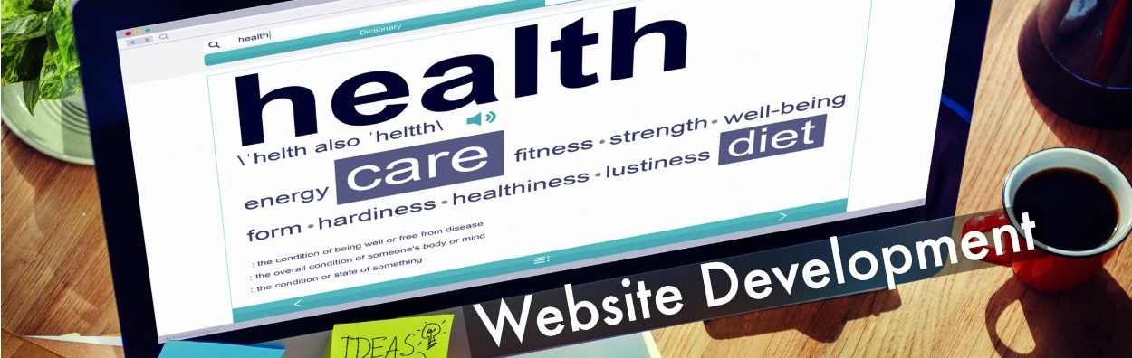 Carestruck healthcare website development